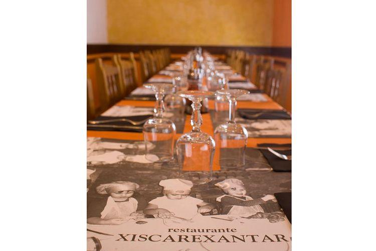 Restaurante con especialidad en cocina mediterránea