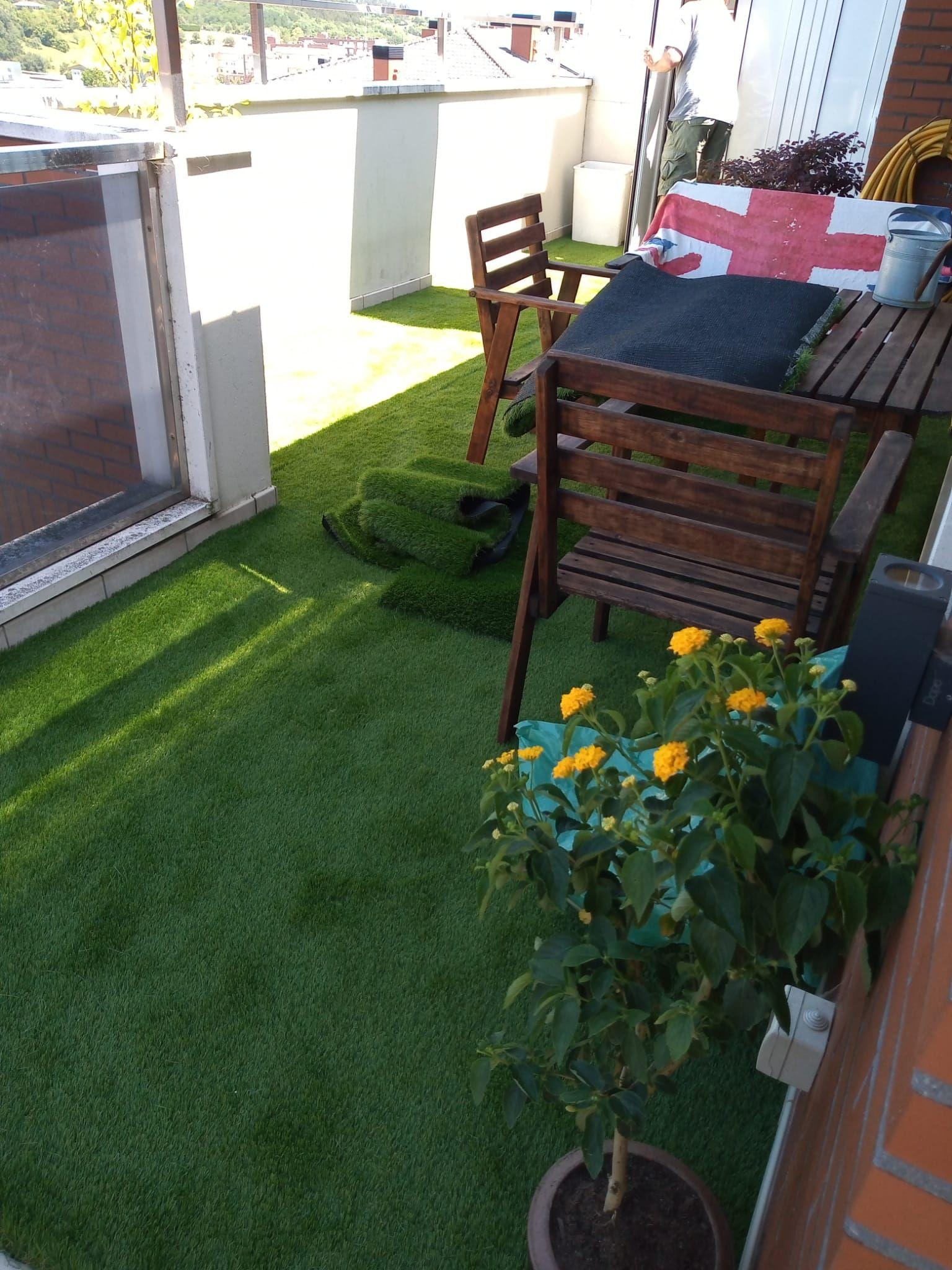 Mantenimiento de jardines en Vizcaya