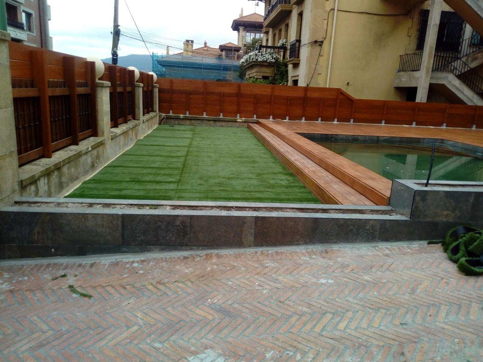 Empresa de diseño y mantenimiento de jardines en Vizcaya