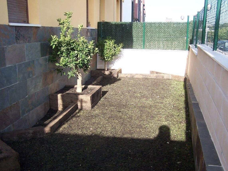Construcción de jardineras con traviesas de madera