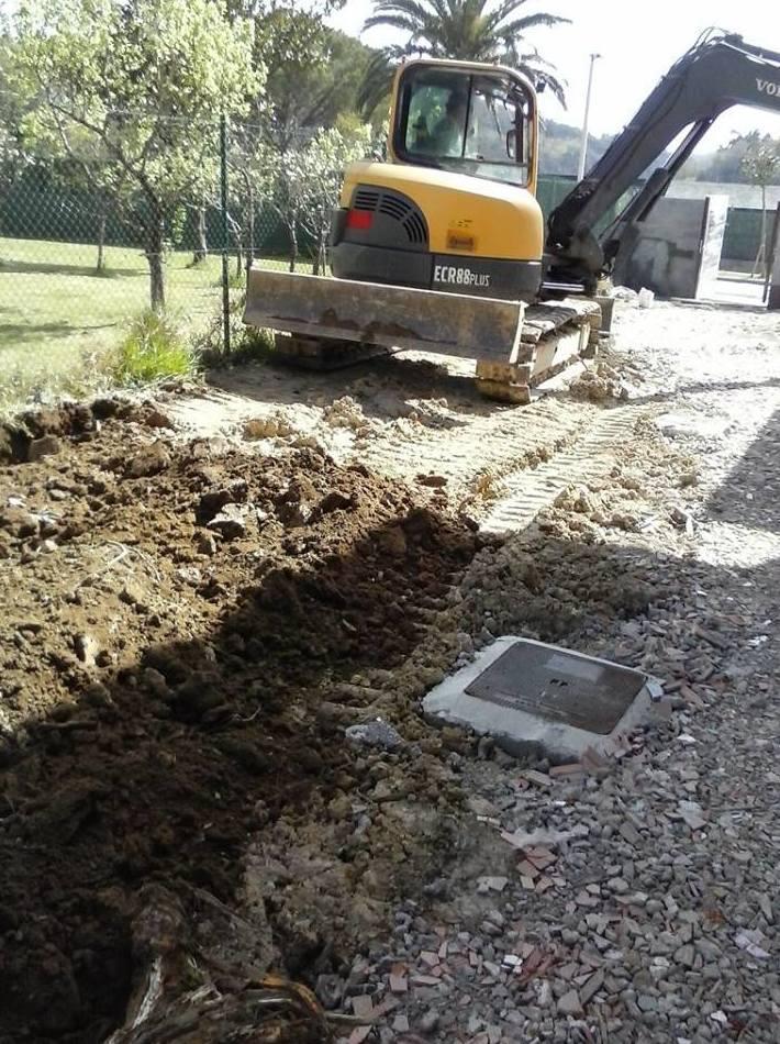 Construcción de jardines en Bizkaia