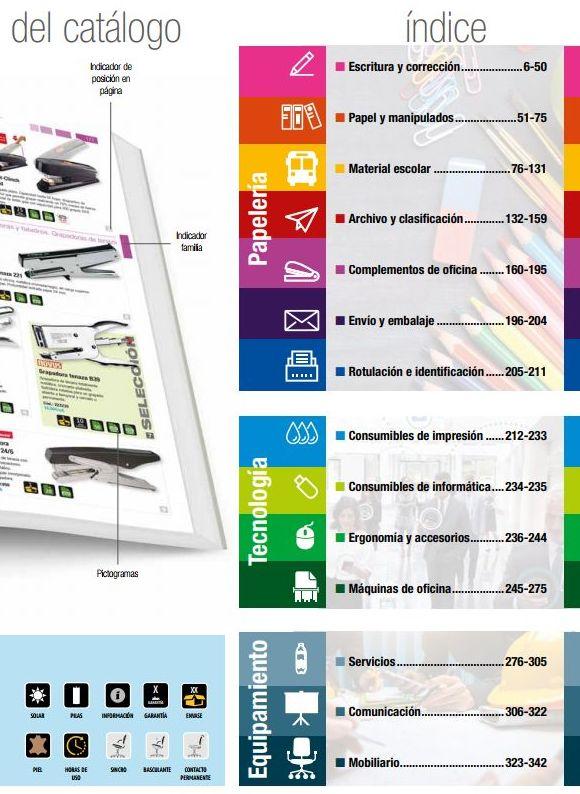 Catálogo COMPLEMENTOS - EMBALAJE - CONFERENCIAS - INFORMATICA: OFERTAS de La Papelería Arpoval