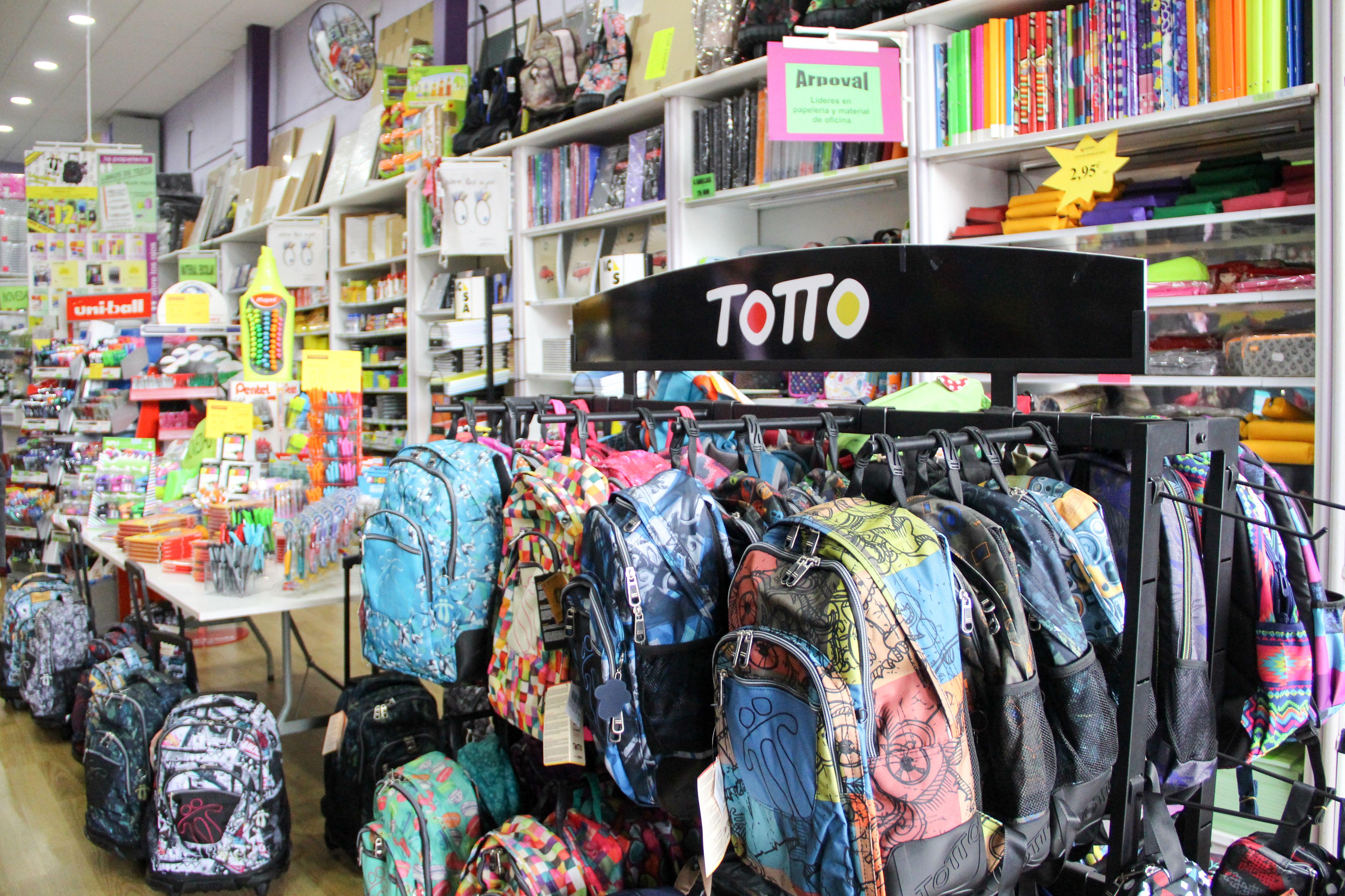 Material de papelería a precios económicos en Alcorcón