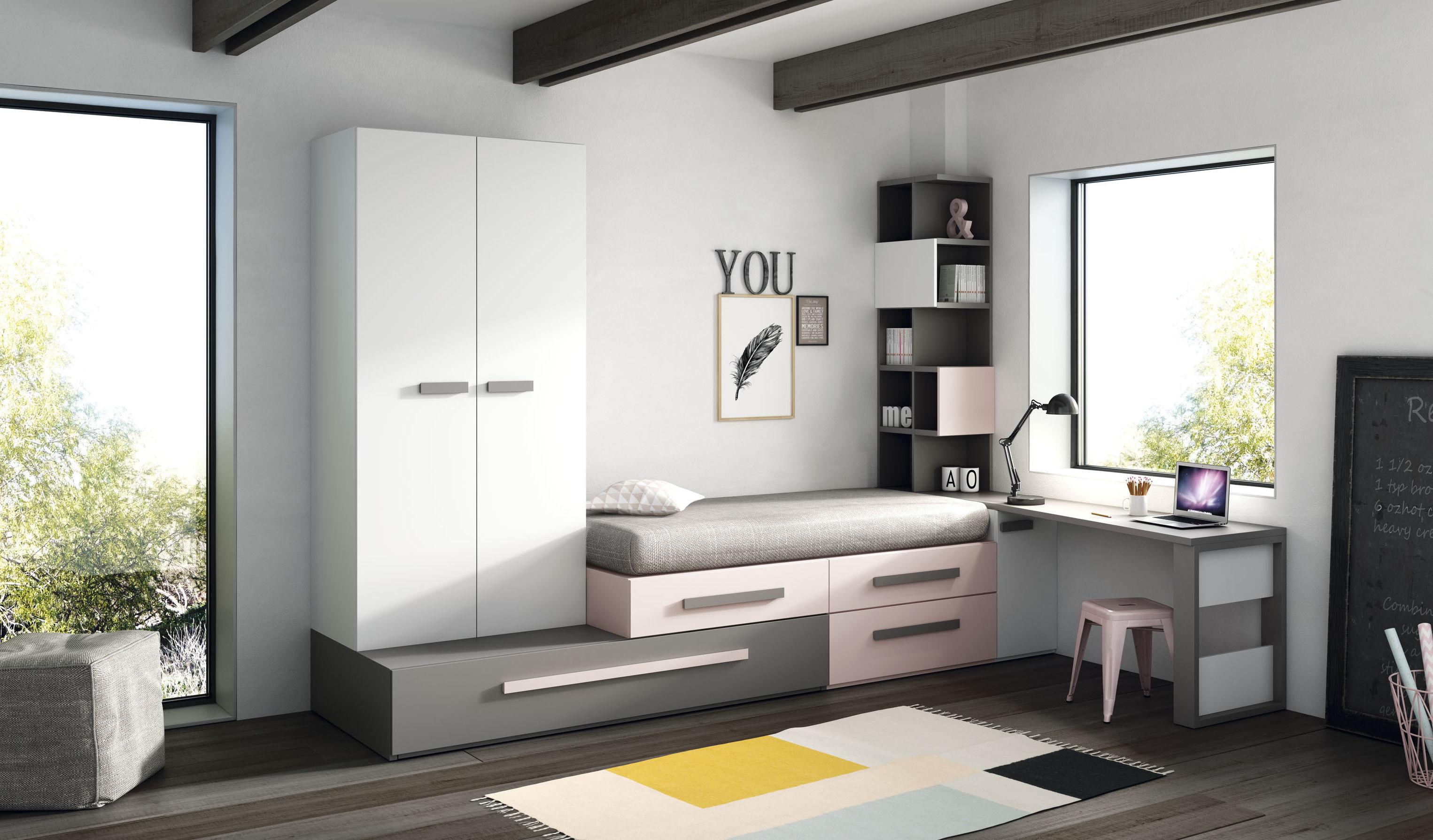 Compacto 5: Nuestros muebles de Muebles Aguado