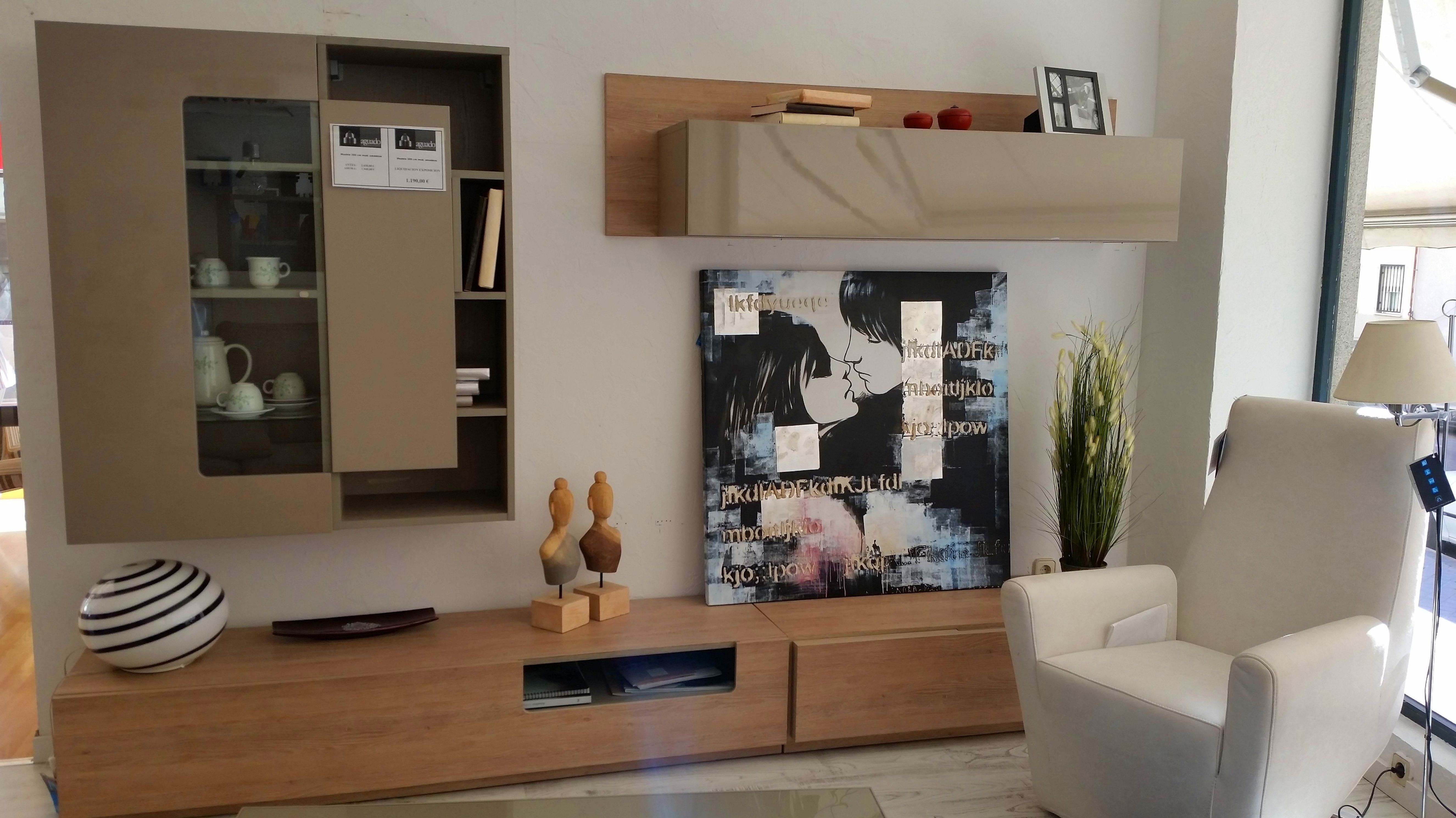 Mueble 2: Nuestros muebles de Muebles Aguado