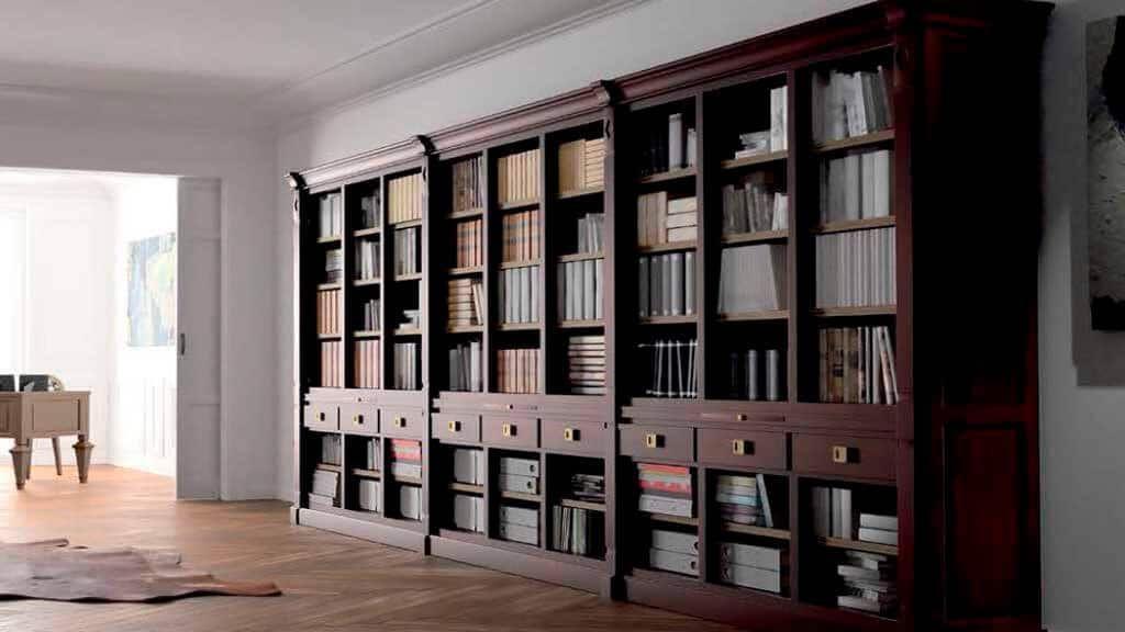 Librerías y estanterías: Nuestros muebles de Muebles Aguado