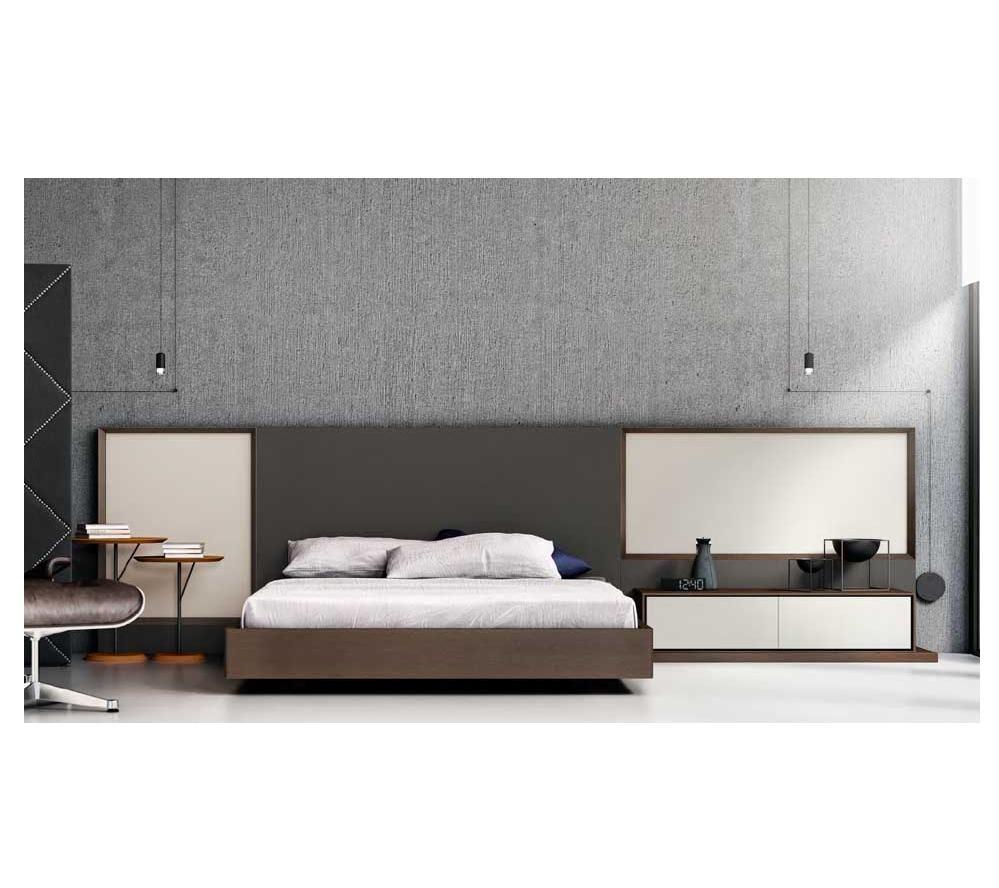 Dormitorio moderno: Nuestros muebles de Muebles Aguado