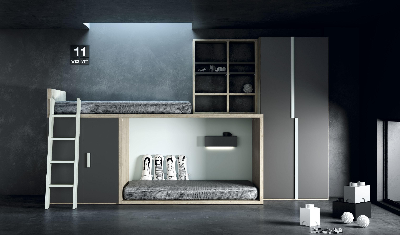 Litera 4: Nuestros muebles de Muebles Aguado