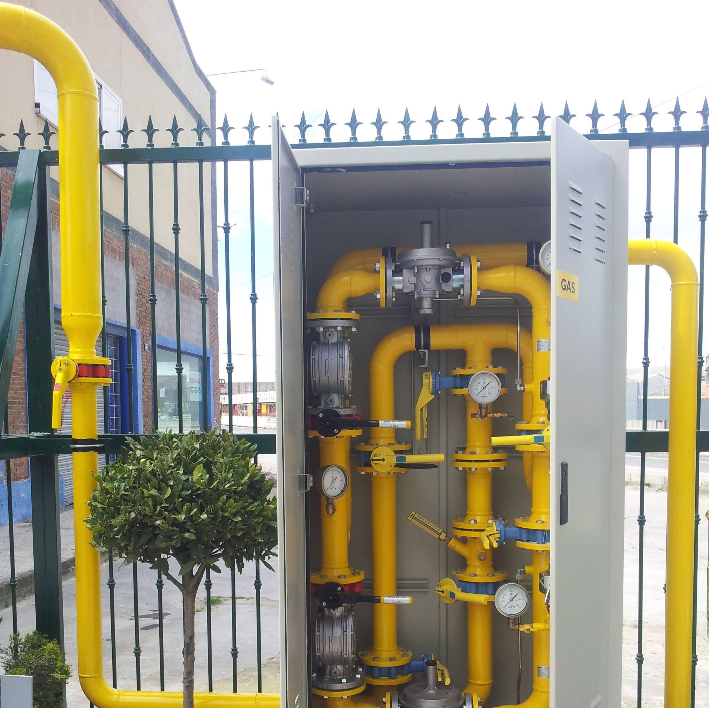 Profesionales del Gas en Madrid Sur