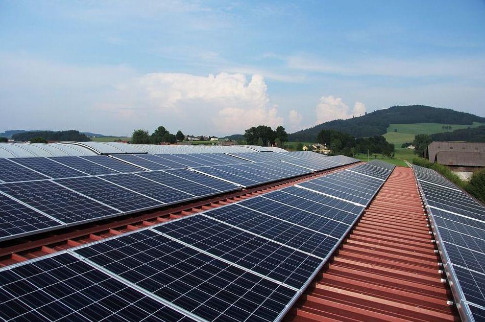 Paneles Solares: Productos de Campos Térmicos Parla