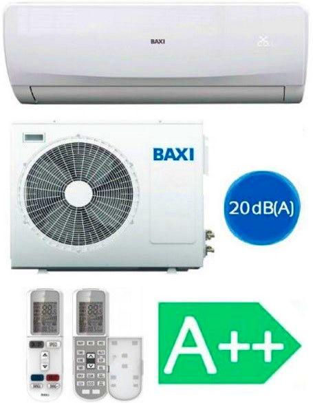 Aire Acondicionado BAXI Mono Split Anori LS25