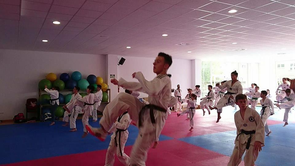 Artes marciales: Servicios de Centro Deportivo Luar