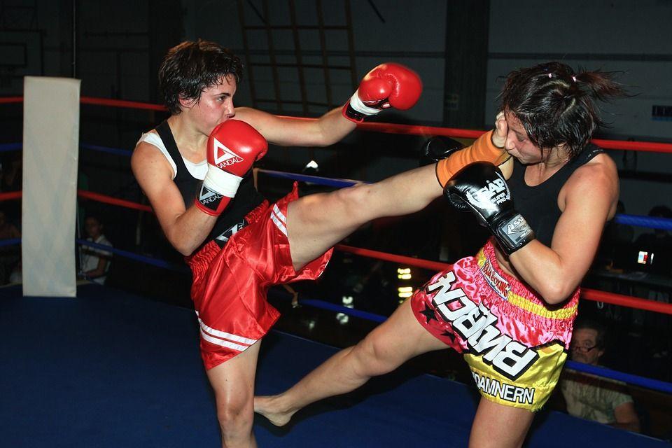 Kick boxing: Servicios de Centro Deportivo Luar