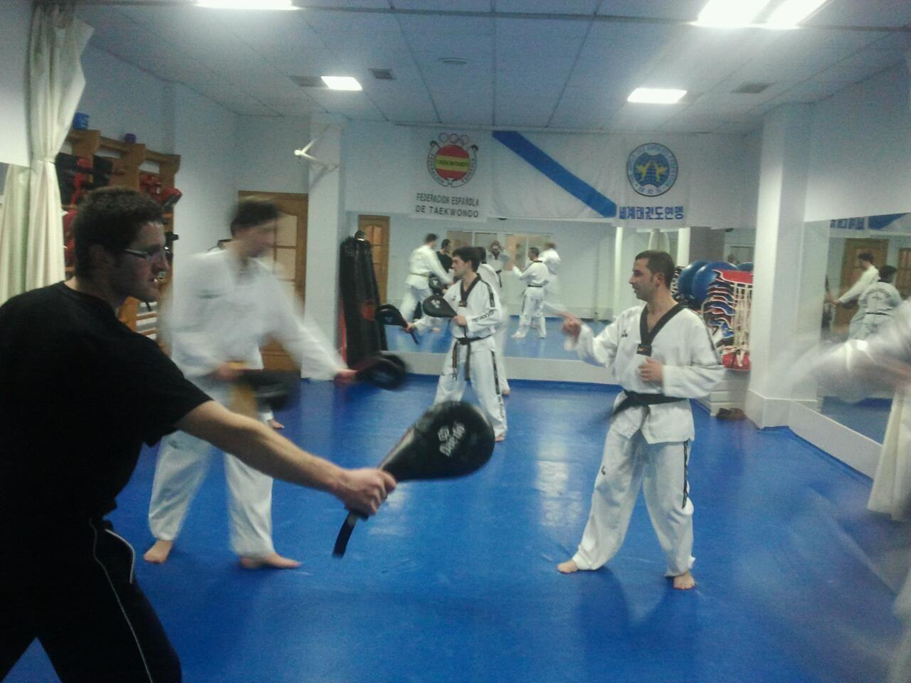 Artes marciales en Ordes