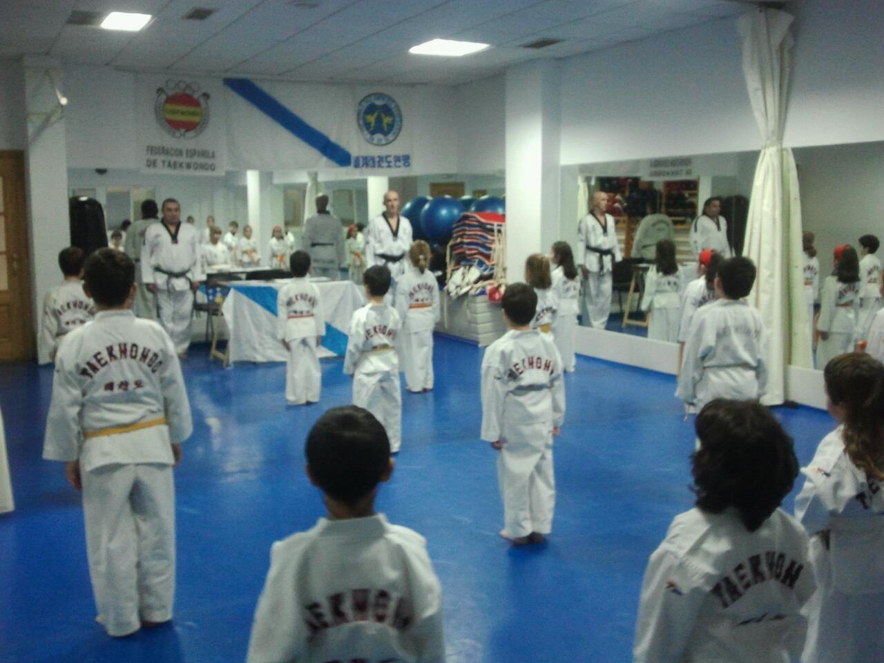 Artes marciales para niños en A Coruña