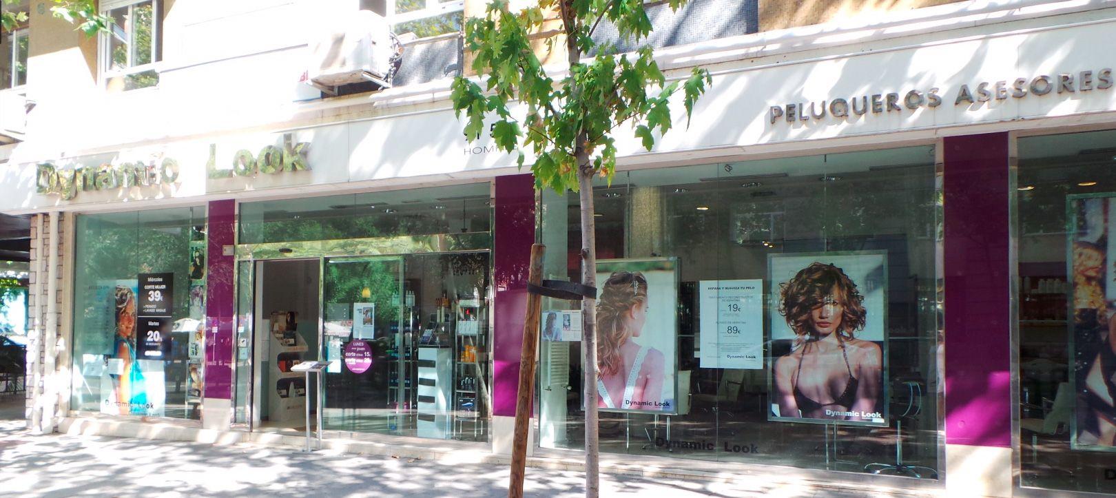 Peluquería Profesional Plaza Castilla