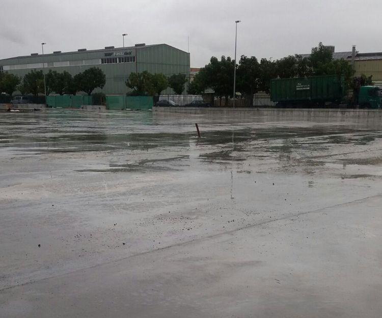Empresa de pavimento de hormigón impreso en Barcelona