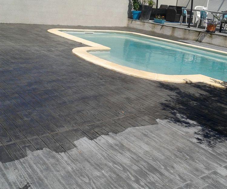 Pavimentos de suelo de piscina en Barcelona