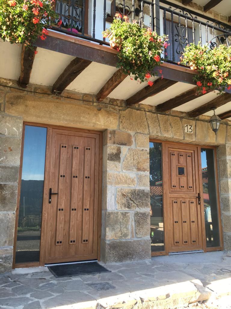 Puertas de entrada en Cantabria
