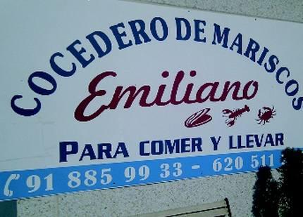 Super mariscada ibérica: Nuestros productos de Cocedero de Mariscos Emiliano