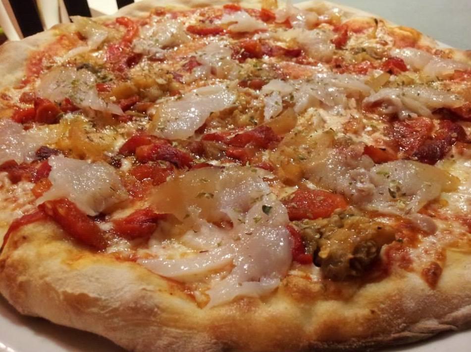 pizzería en Almería