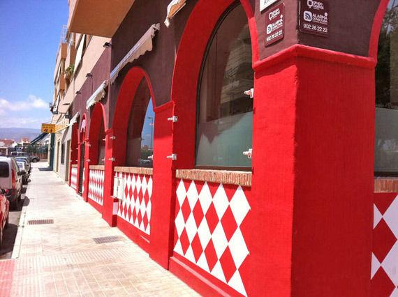 Foto 1 de Pizzerías en Almería | Restaurante Bocca