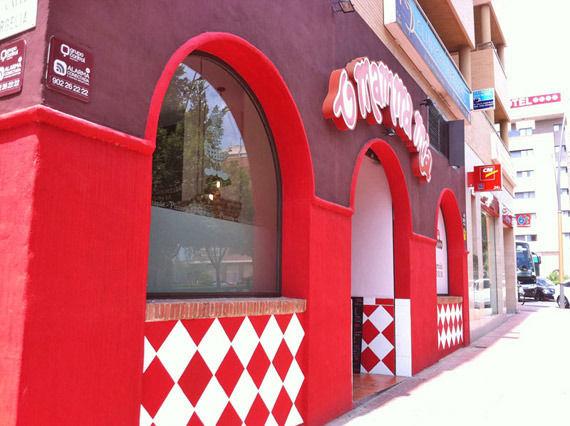 Foto 2 de Pizzerías en Almería | Restaurante Bocca