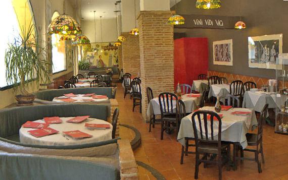 Foto 3 de Pizzerías en Almería | Restaurante Bocca