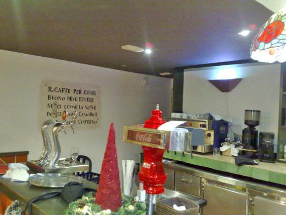Foto 8 de Pizzerías en Almería | Restaurante Bocca