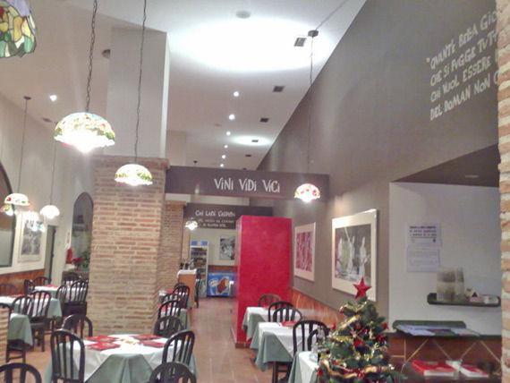 Foto 5 de Pizzerías en Almería | Restaurante Bocca