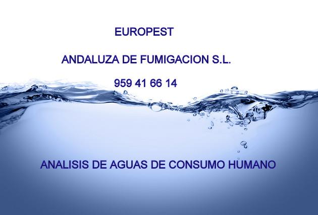 ANALISIS DE AGUAS