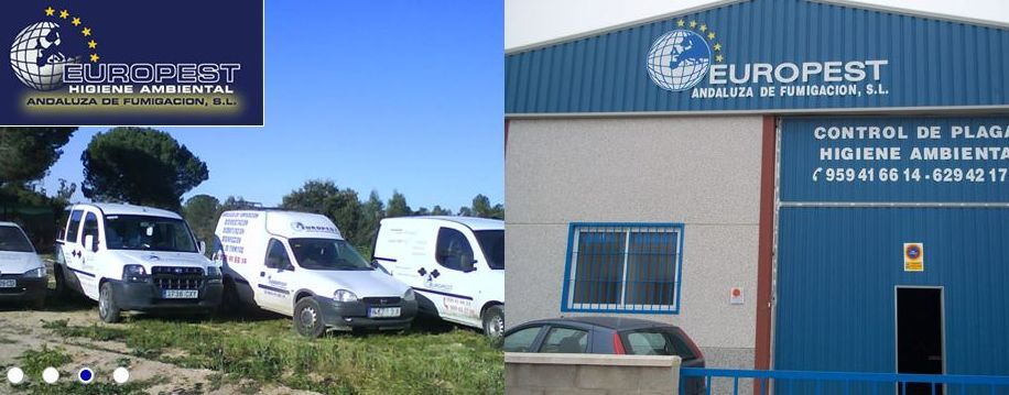 Empresas control de plagas Huelva