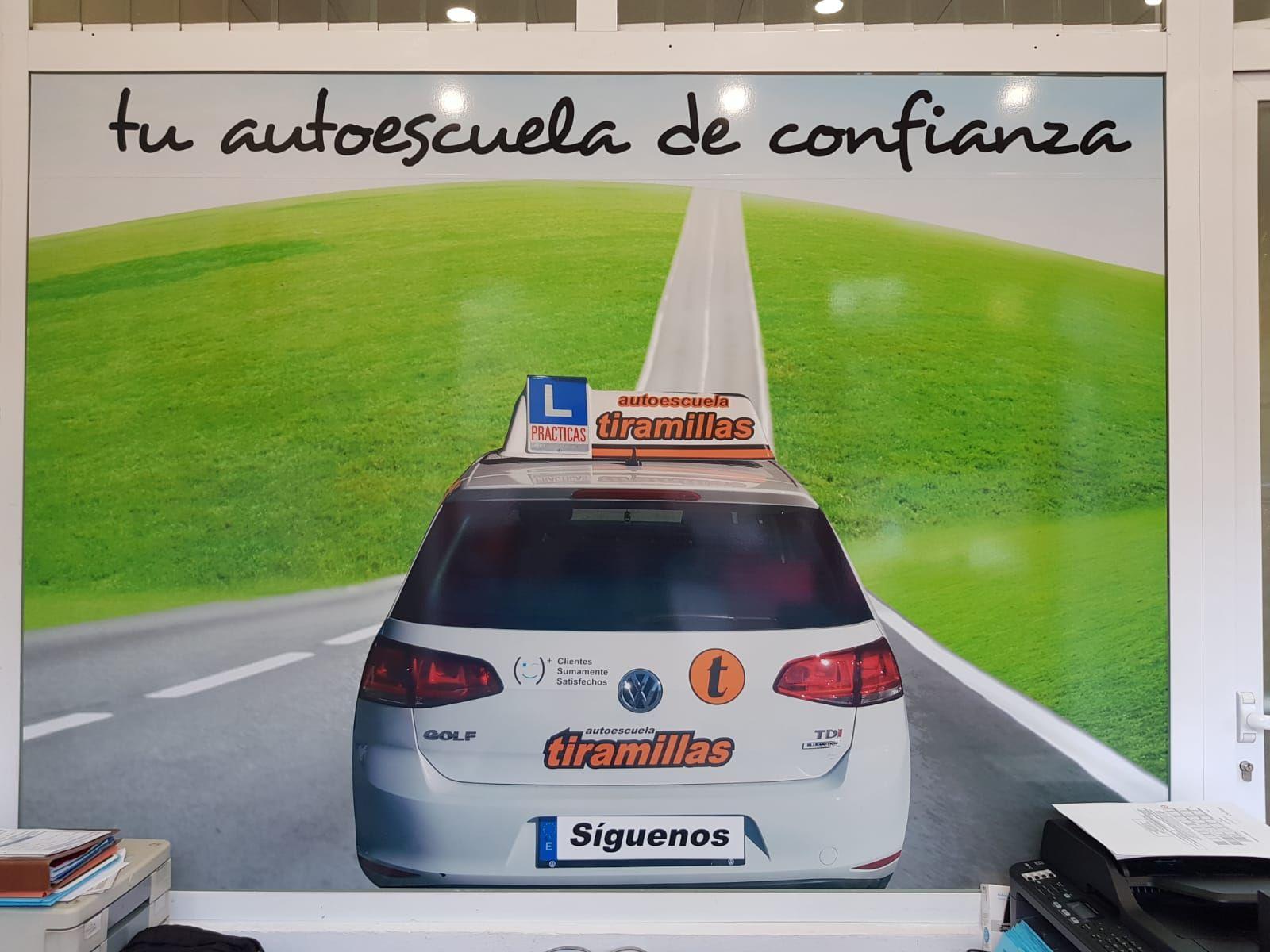 Test de conducir en Alcalá de Henares