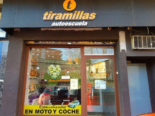 Foto 2 de Autoescuelas en    Autoescuela Tiramillas