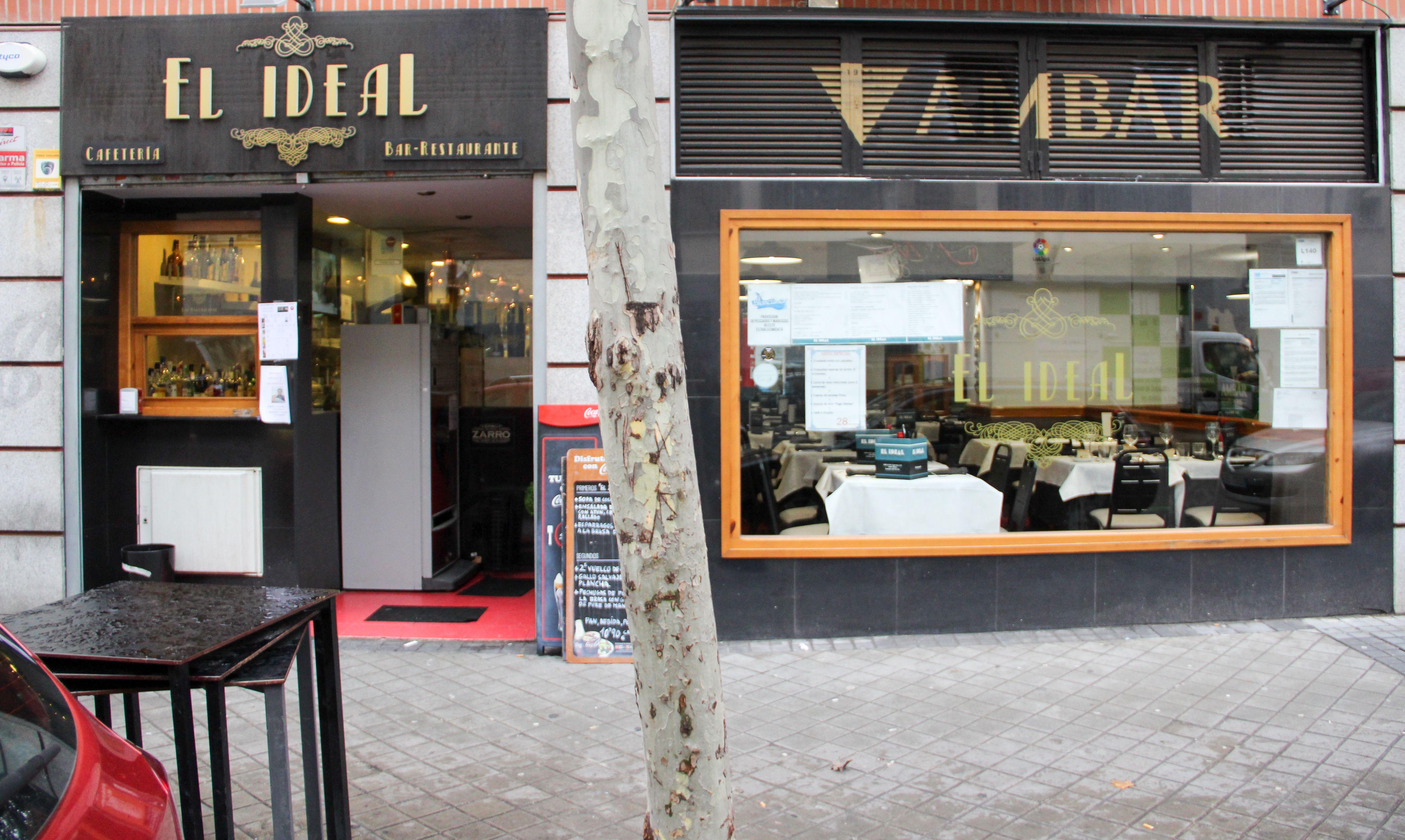 Cocina casera en Madrid centro