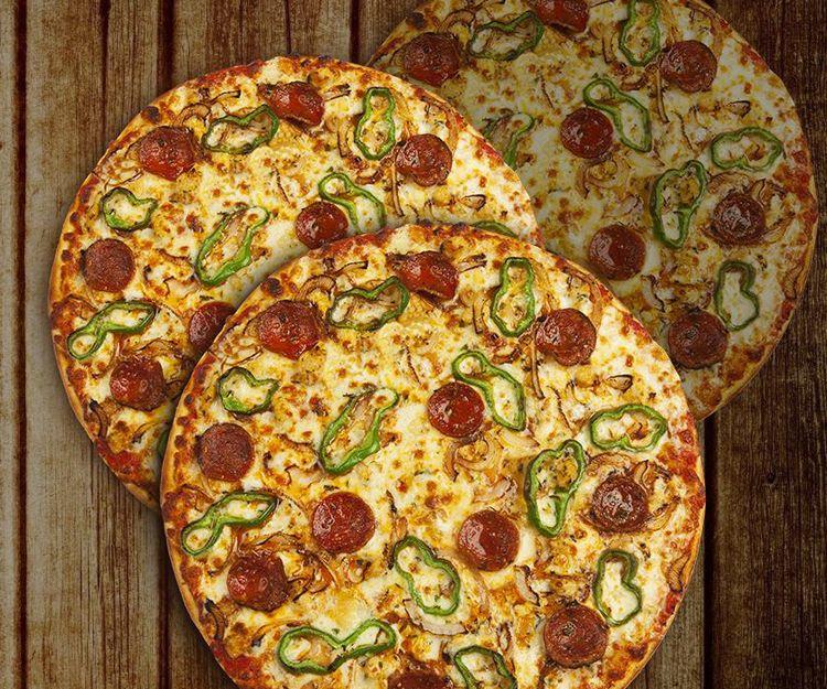 Pizzas para llevar