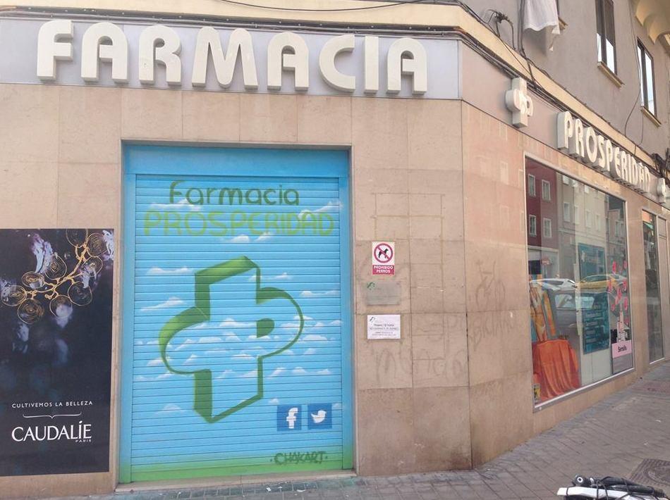 Farmacia 12 horas  Prosperidad en C/ Marcenado 29, Madrid
