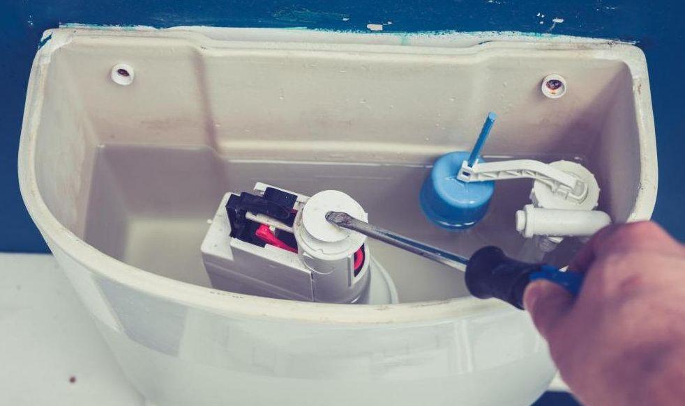 Pérdida en cisterna inodoro