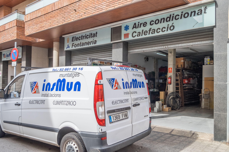 Insmun, S. L. - Instal·lacions i Muntatges