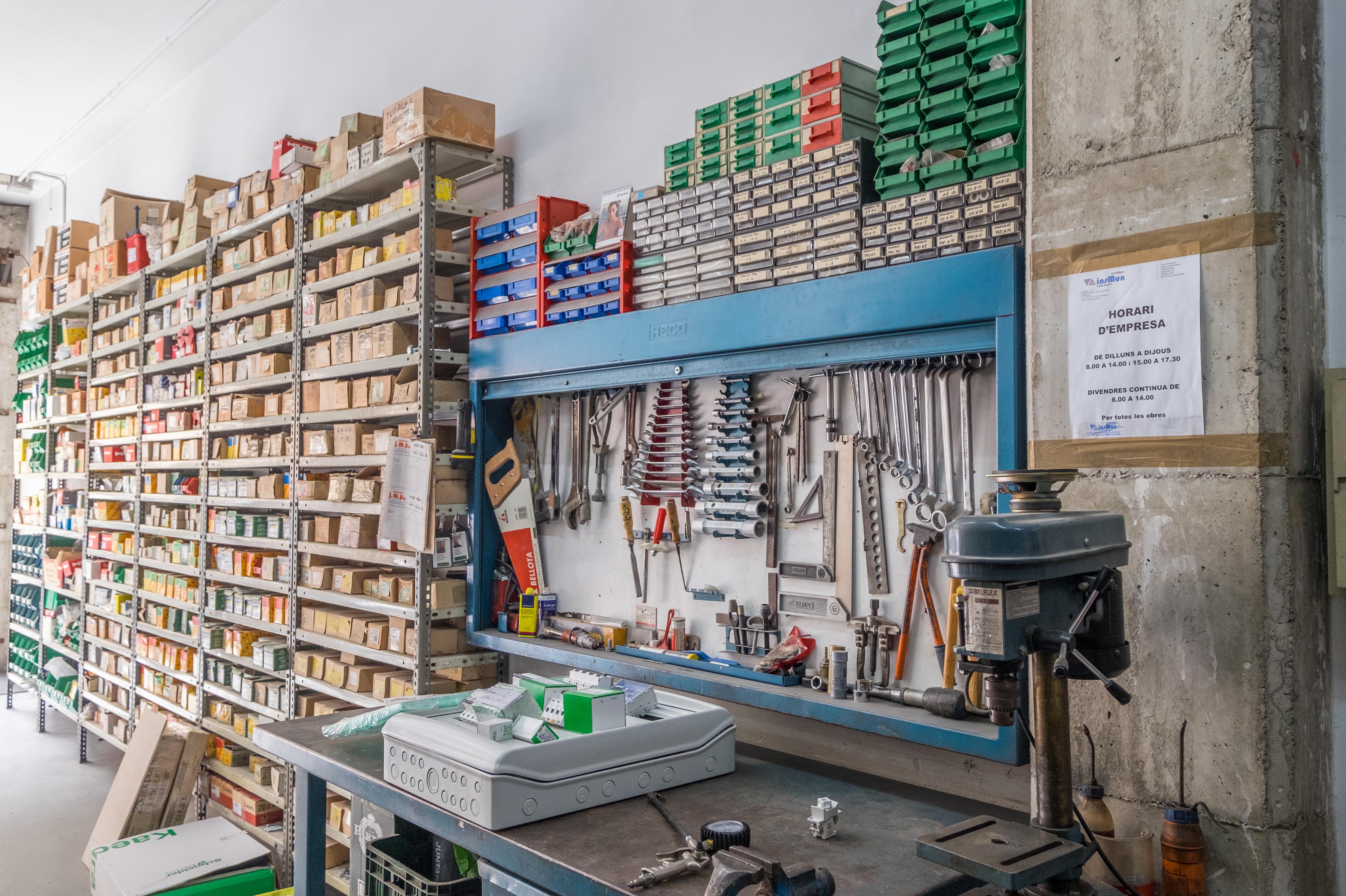 Nuestro taller de REPARACIONES en Sant Boi de Llobregat