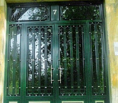 Puertas de Portal: Productos de Cerrajería ACU, S.L.
