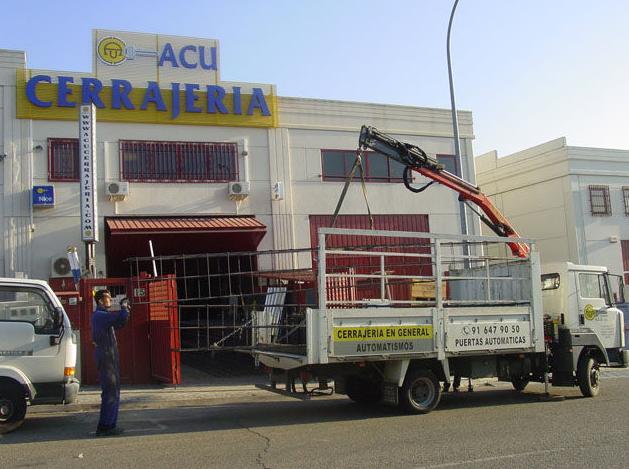 Cerrajería A.C.U.