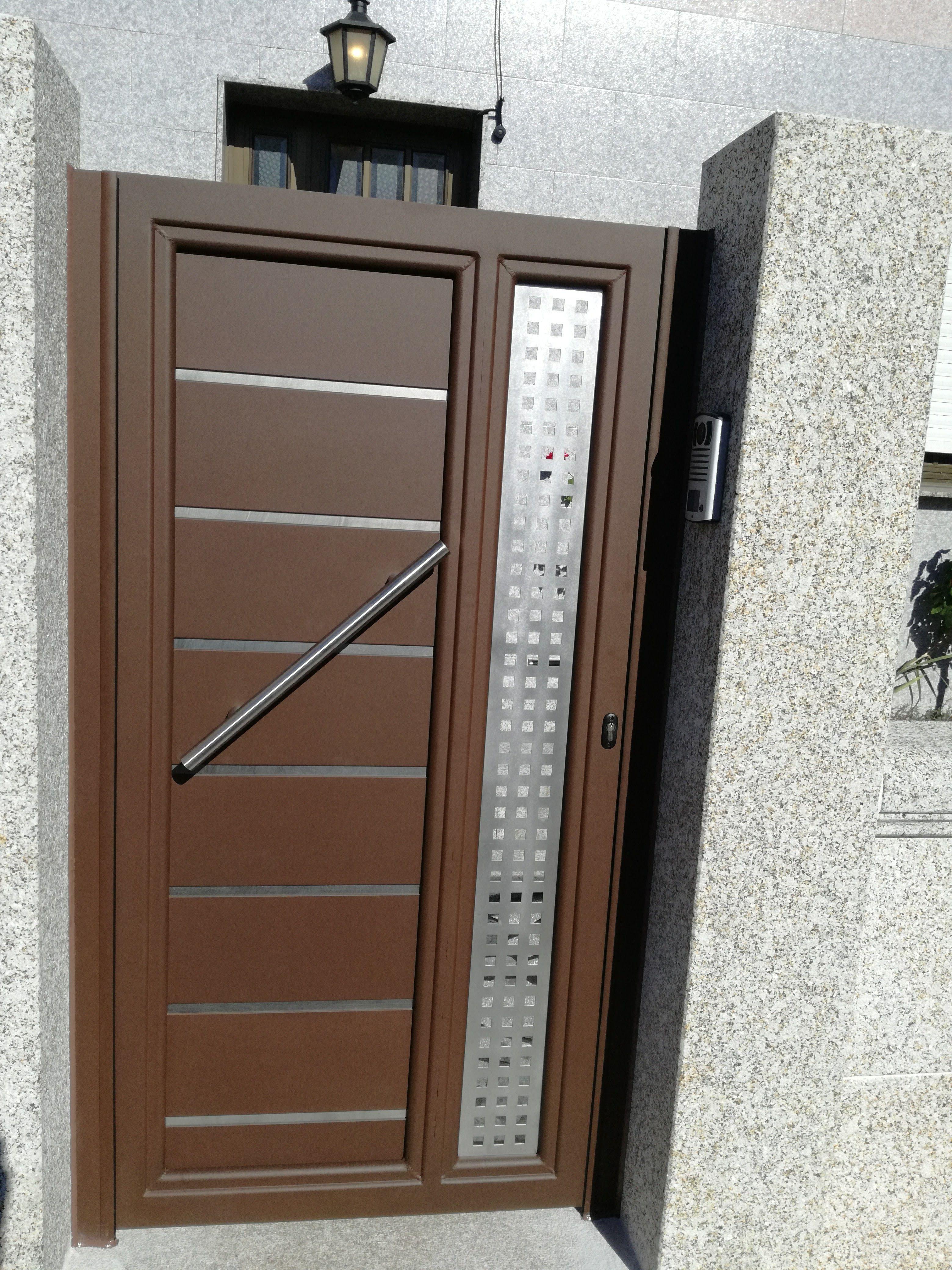 Puertas de aluminio en Lugo
