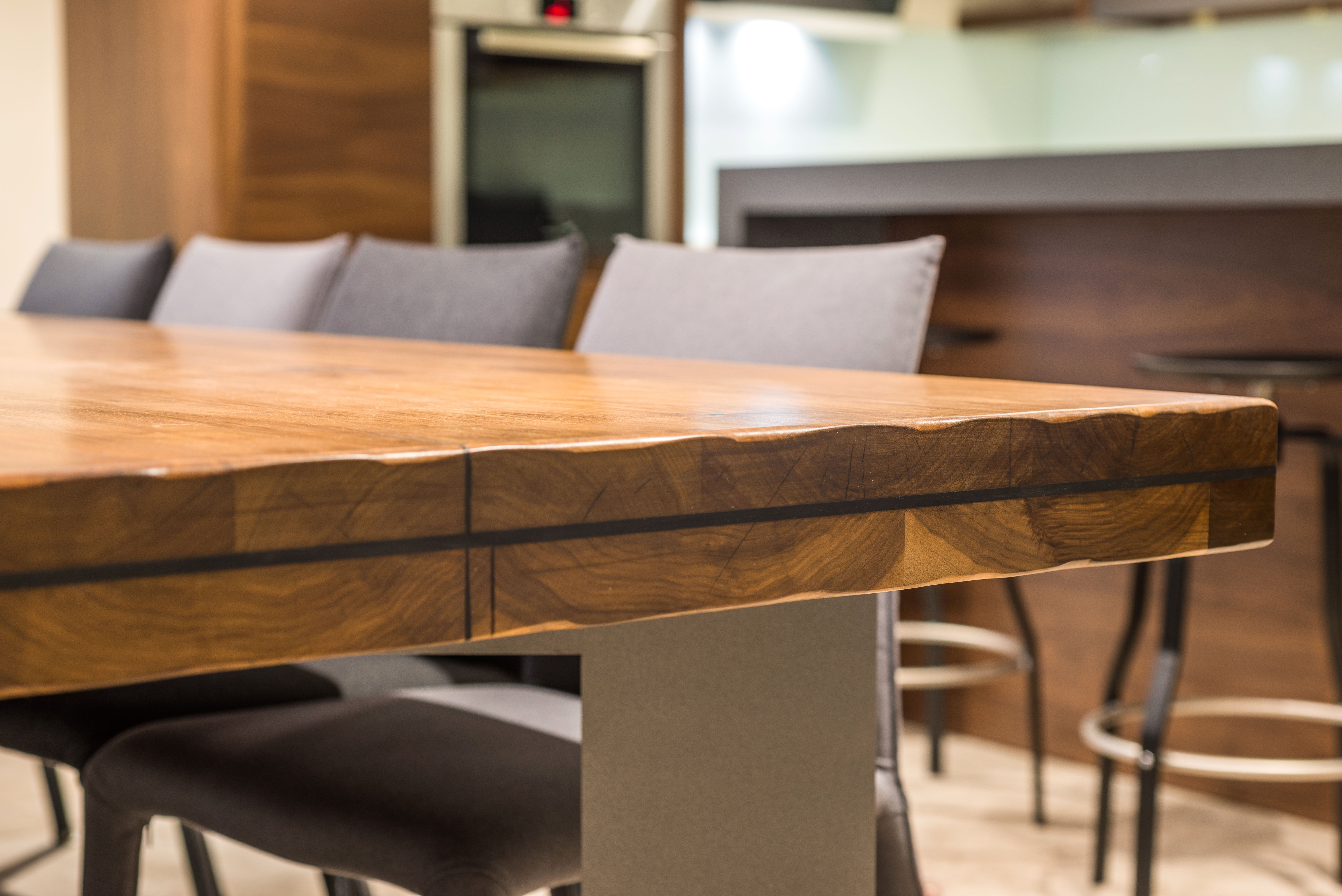 Mesas de madera