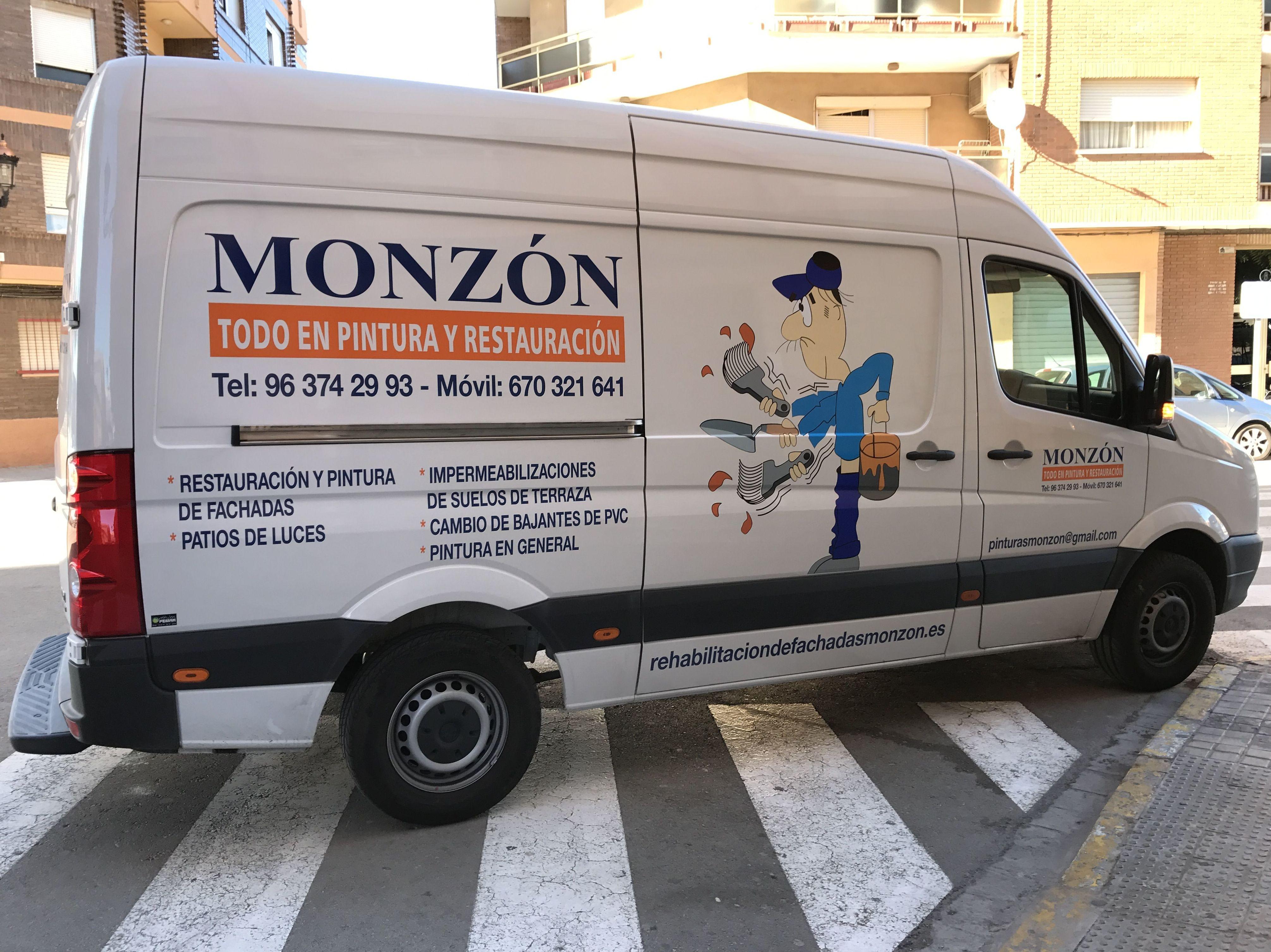 Restauraciones Monzón