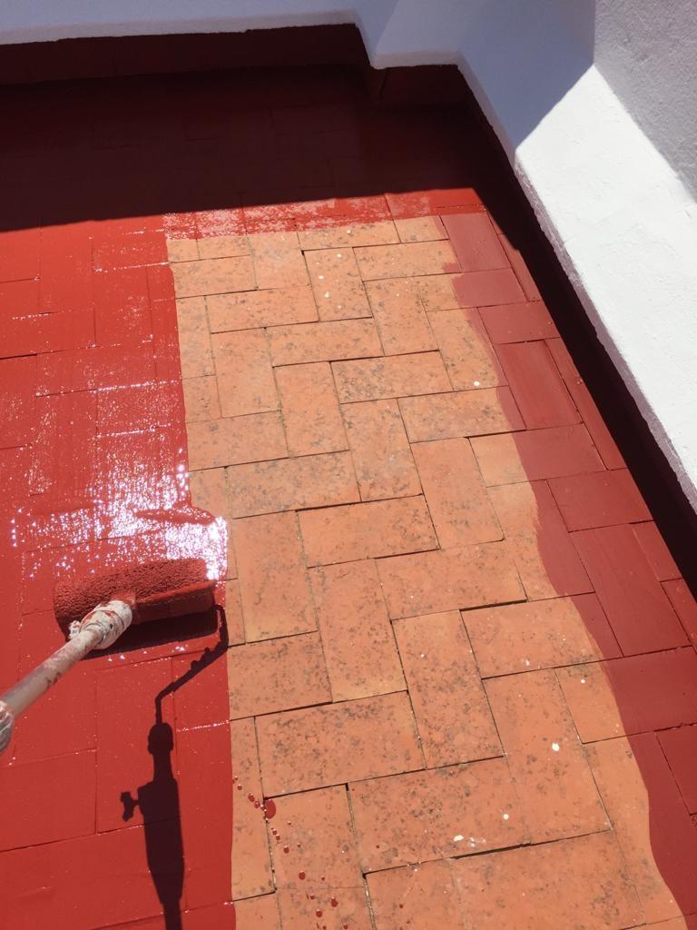Impermeabilización de suelos de terrazas en Valencia