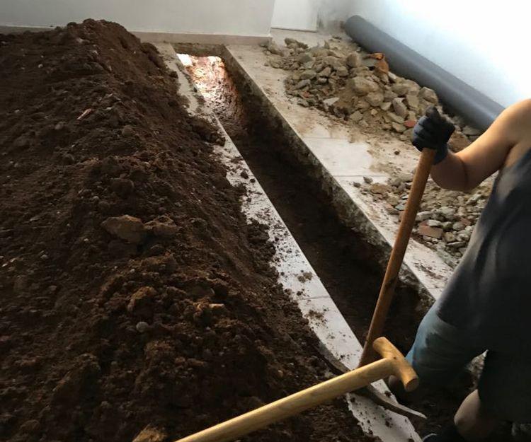 Sustitución de tuberías bajantes en Valencia