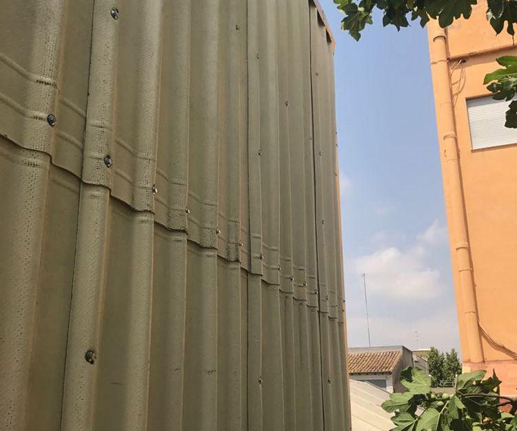 Empresa de restauración de fachadas en Valencia