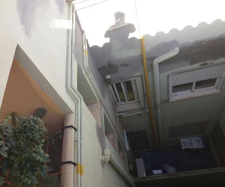 Trabajos de rehabilitación de fachadas en Valencia