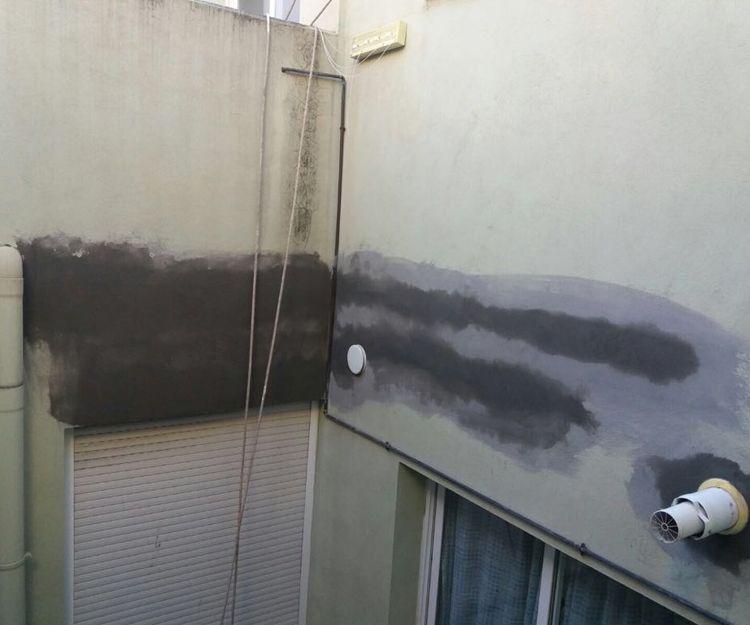 Rehabilitación y pintura de fachadas en Valencia